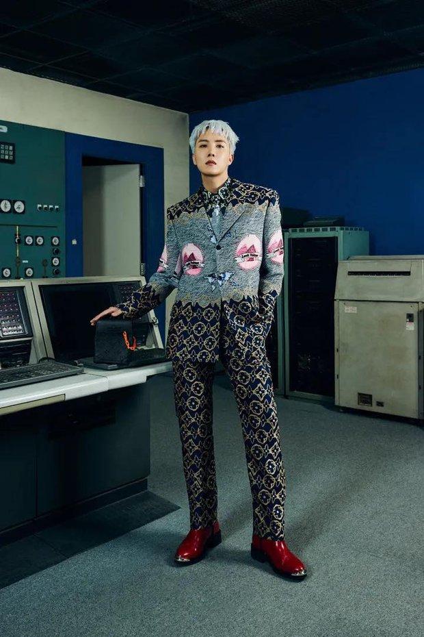 MXH toàn cầu sốc visual vì BTS tại show Louis Vuitton: Jungkook đẹp tê điếng, hot hơn cả là màn lột xác của thành viên giàu nhất nhóm - Ảnh 12.