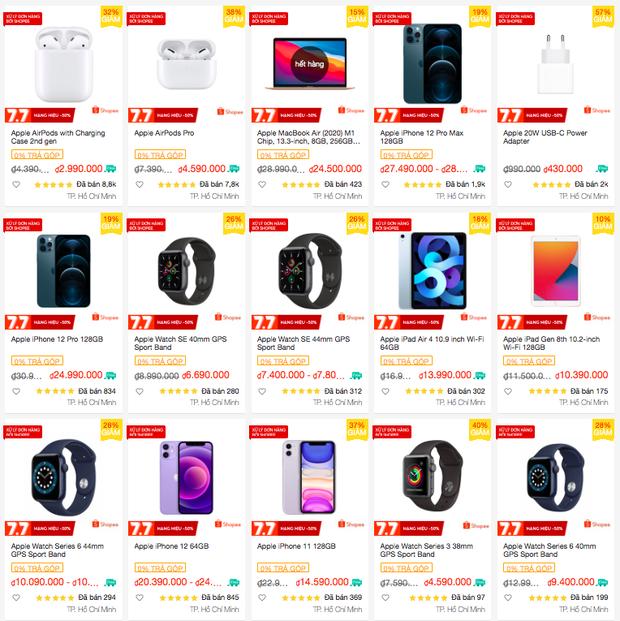 iPhone đang giảm giá cực mạnh trong ngày hội siêu sale 7/7 - Ảnh 2.