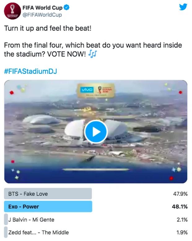 Fan BTS nổi trận lôi đình khi BTC EURO đối xử bất công với idol, ai ngờ bị đào lại chuyện cũ với EXO tại World Cup mà câm nín - Ảnh 4.