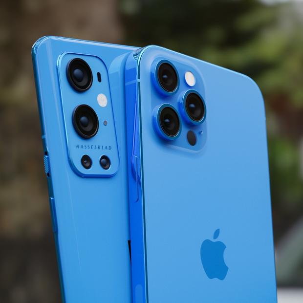 iPhone 13 xuất hiện trong bộ ảnh concept mới với phối màu chất đừng hỏi - Ảnh 8.