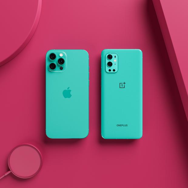 iPhone 13 xuất hiện trong bộ ảnh concept mới với phối màu chất đừng hỏi - Ảnh 3.