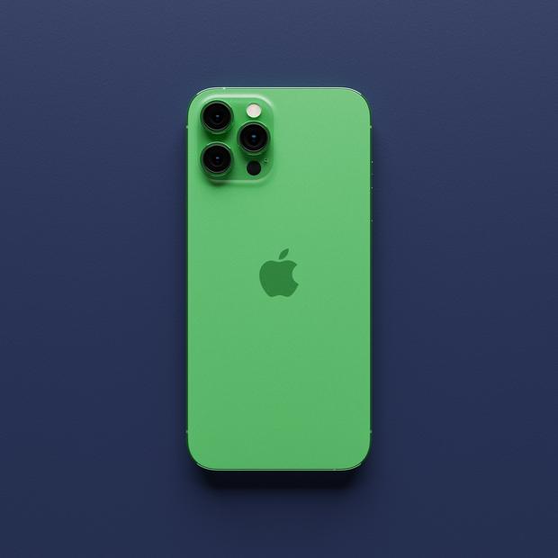 iPhone 13 xuất hiện trong bộ ảnh concept mới với phối màu chất đừng hỏi - Ảnh 5.