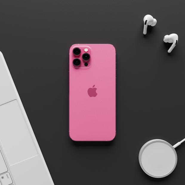 iPhone 13 xuất hiện trong bộ ảnh concept mới với phối màu chất đừng hỏi - Ảnh 1.
