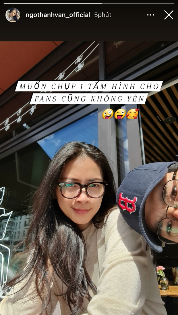 Cuối cùng Ngô Thanh Vân cũng chịu công khai ảnh đôi bên bồ trẻ Huy Trần trong chuyến về quê ở Na Uy! - Ảnh 2.