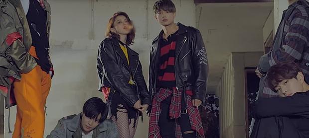 Trước khi va vào badboy Song Kang, Han So Hee từng là nữ chính của dàn idol nam đình đám từ SHINee đến CNBLUE đủ cả - Ảnh 3.