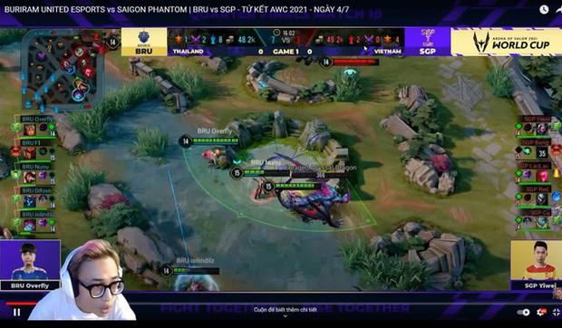 Game thủ Thái Lan rủa cả Team Flash lẫn SGP, thậm chí đe dọa BLV Garena vì trót đụng vào thần tượng - Ảnh 1.