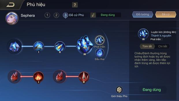 Liên Quân Mobile: Tướng nào dùng phù hiệu hack vàng hiệu quả nhất, game thủ sẽ phải bất ngờ với cái tên này! - Ảnh 1.