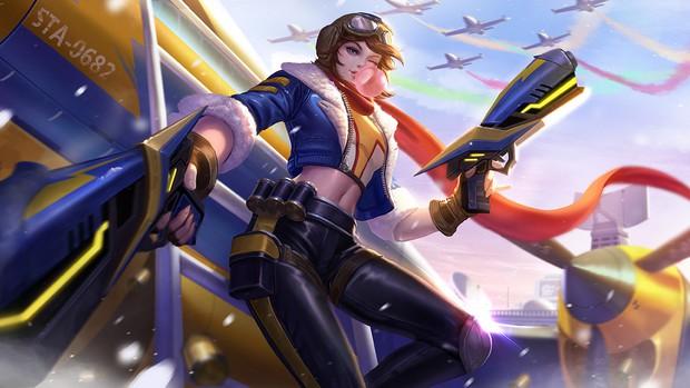Liên Quân Mobile: Tướng nào dùng phù hiệu hack vàng hiệu quả nhất, game thủ sẽ phải bất ngờ với cái tên này! - Ảnh 2.