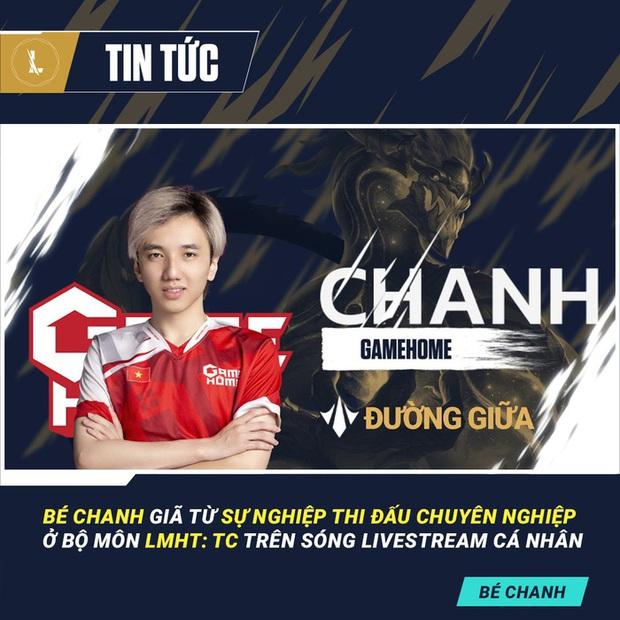 Vừa bị đồng đội tố sống lỗi, Bé Chanh bất ngờ tuyên bố giải nghệ LMHT: Tốc Chiến - Ảnh 1.
