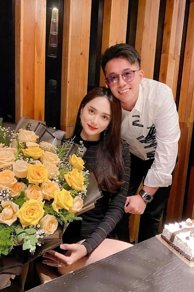 Đúng sinh nhật, Matt Liu tươi cười hạnh phúc tung ảnh cụng ly tình tứ bên ai kia, netizen lập tức gọi tên Hương Giang! - Ảnh 5.