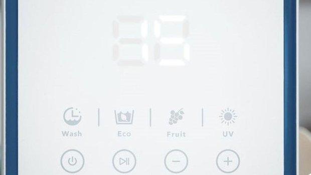 Đây là chiếc máy rửa bát rất đáng mua cho hội độc thân, giá chỉ 8 triệu và có thể vệ sinh được cho smartphone - Ảnh 6.