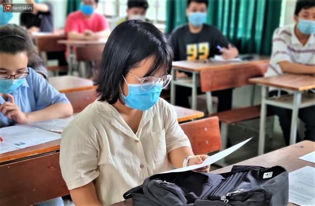 Thí sinh tí hon ở Đà Nẵng đã đậu xét tuyển vào ĐH Bách khoa, đặt mục tiêu đạt điểm tối đa 3 môn - Ảnh 4.
