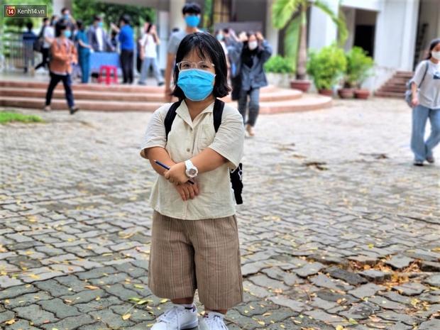 Thí sinh tí hon ở Đà Nẵng đã đậu xét tuyển vào ĐH Bách khoa, đặt mục tiêu đạt điểm tối đa 3 môn - Ảnh 1.