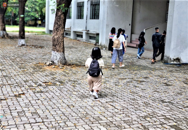 Thí sinh tí hon ở Đà Nẵng đã đậu xét tuyển vào ĐH Bách khoa, đặt mục tiêu đạt điểm tối đa 3 môn - Ảnh 2.