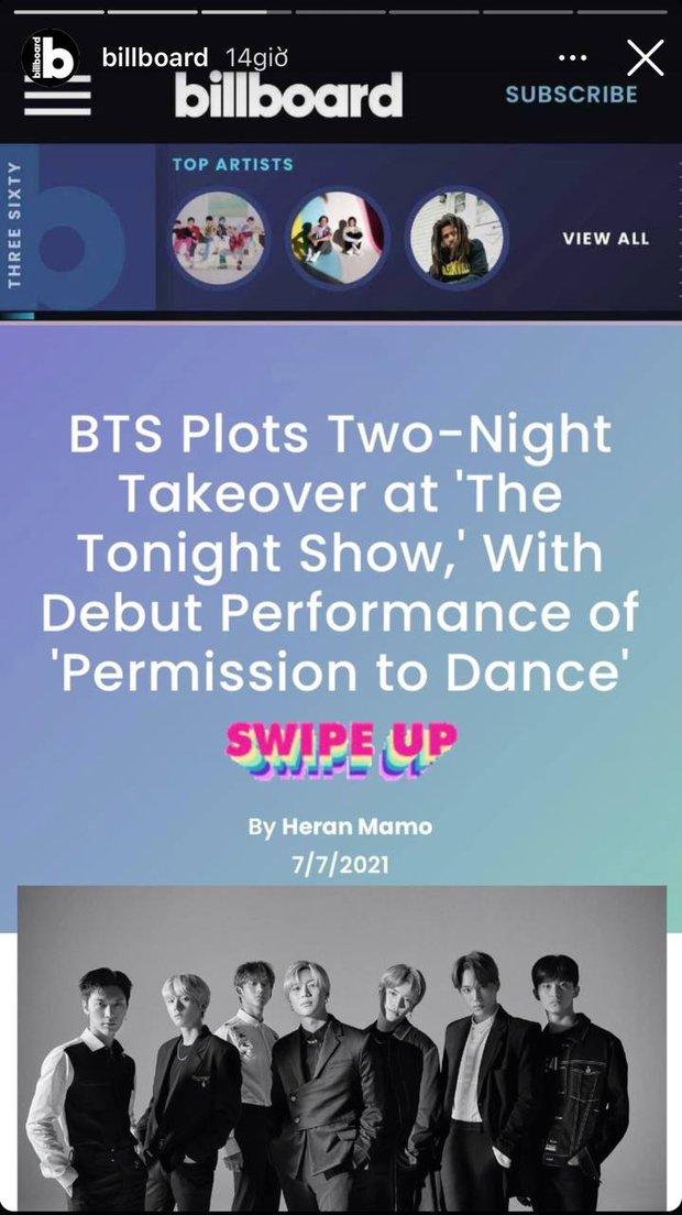 Fan nổi đoá khi Billboard đăng nhầm ảnh BTS thành nhóm không đội trời chung nhà SM: Cứ 7 người là BTS à? - Ảnh 2.