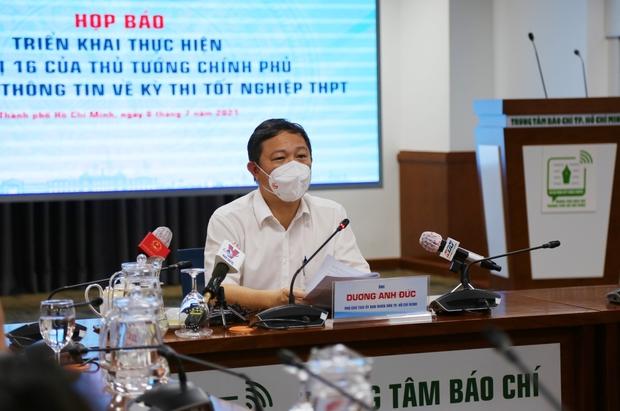 TP.HCM họp báo trước giờ giãn cách xã hội: Cấm dịch vụ ăn uống bán mang về, phát cơm từ thiện không quá 2 người - Ảnh 2.