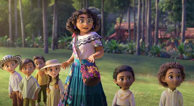 Phim mới của Disney như Elsa hệ đảo ngược: Cả nhà có phép thuật, mỗi mình... còn cái nịt mà thôi! - Ảnh 3.