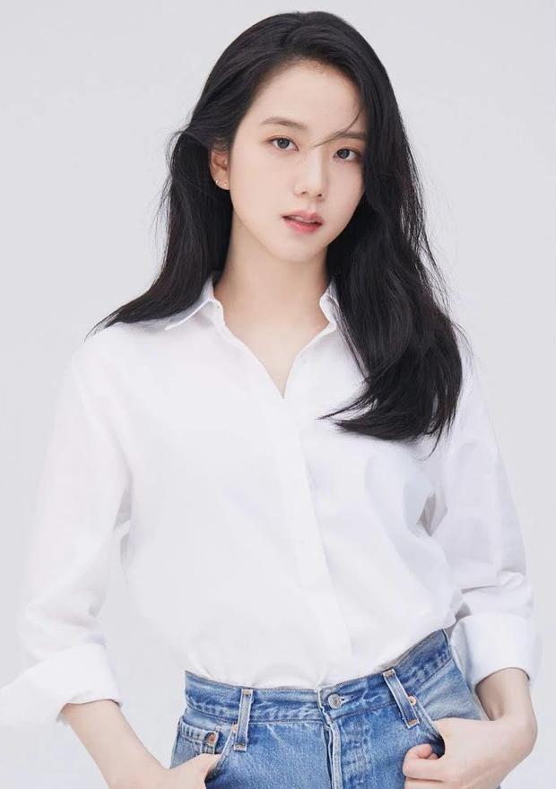 Hot rần rần ảnh profile mới của Jisoo (BLACKPINK) khi debut làm diễn viên: Make up như không vẫn xinh ngất, zoom cận mặt càng thêm choáng - Ảnh 2.