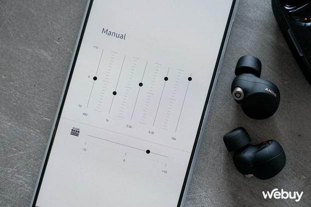 Đánh giá Sony WF-1000XM4: Chống ồn, chất âm và thiết kế cải tiến là vậy nhưng có xứng đáng với giá 6.5 triệu? - Ảnh 9.