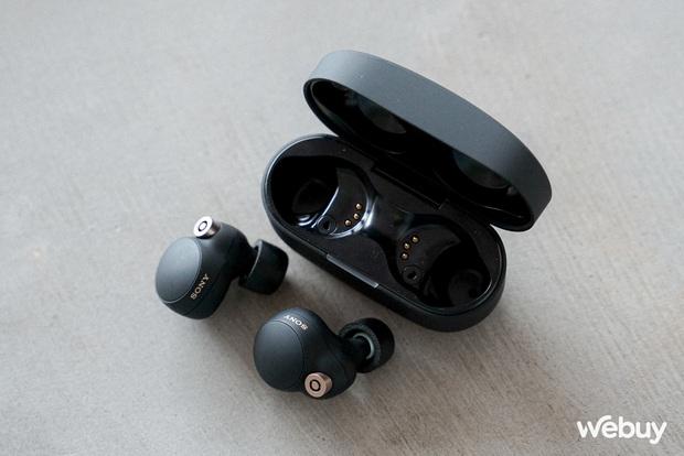 Đánh giá Sony WF-1000XM4: Chống ồn, chất âm và thiết kế cải tiến là vậy nhưng có xứng đáng với giá 6.5 triệu? - Ảnh 8.