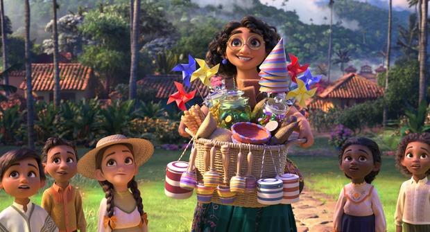 Phim mới của Disney như Elsa hệ đảo ngược: Cả nhà có phép thuật, mỗi mình... còn cái nịt mà thôi! - Ảnh 4.