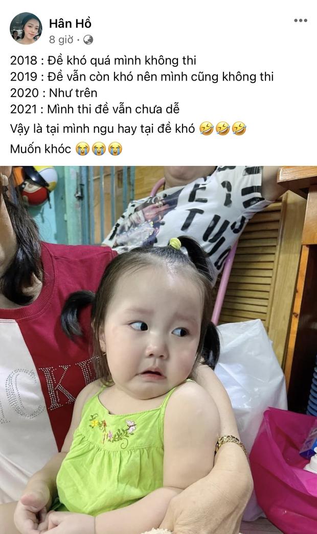 Đây là nguyên nhân vợ kém 16 tuổi của Quách Ngọc Tuyên đẻ con gái 2 tuổi rồi mới tham gia kỳ thi THPT Quốc gia 2021 - Ảnh 2.