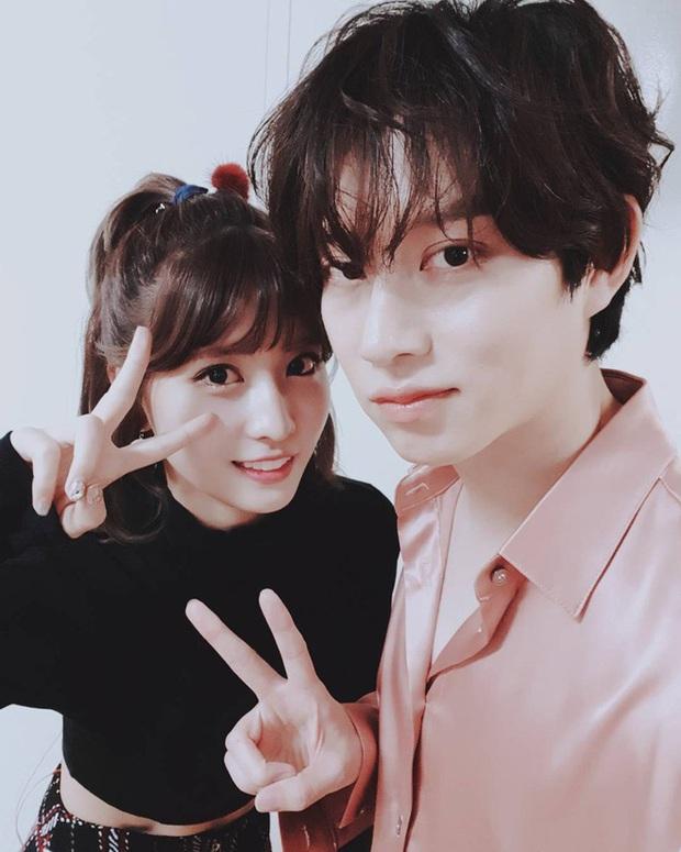 Hé lộ trà xanh chen vào mối tình của Heechul (Super Junior) và Momo (TWICE): Thế này thì thời gian đâu mà yêu! - Ảnh 1.