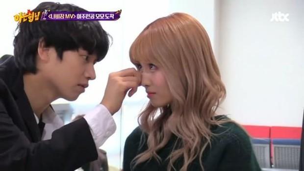 Hé lộ trà xanh chen vào mối tình của Heechul (Super Junior) và Momo (TWICE): Thế này thì thời gian đâu mà yêu! - Ảnh 2.