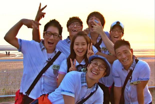 Running Man trở thành gameshow dài hơi nhất Hàn Quốc, Yoo Jae Suk và Haha tự phá kỷ lục của chính mình - Ảnh 3.