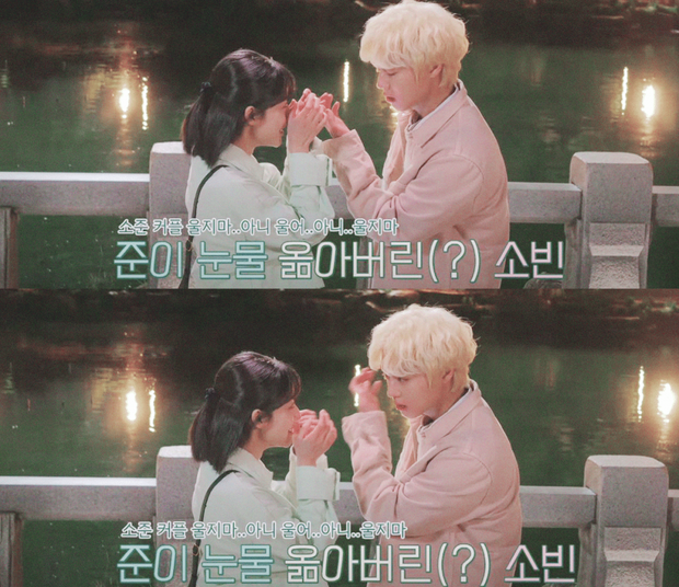 Park Ji Hoon diễn nhập tâm tới độ bật khóc khi đóng cảnh hôn, netizen xem mà khen nức nở - Ảnh 7.
