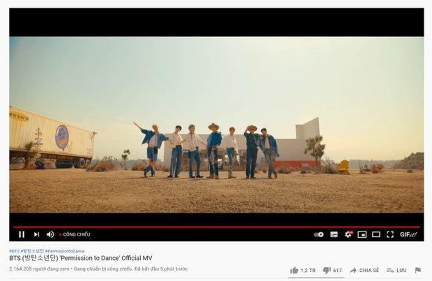 HOT: BTS ra MV Permission To Dance hay quá, tựa như bản nhạc kịch mang thông điệp say bye COVID cực ý nghĩa! - Ảnh 2.
