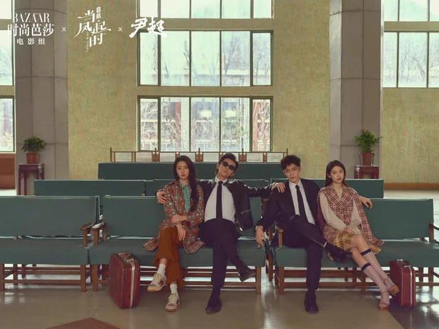 Ngô Lỗi đọ visual cực cháy cạnh cựu TTS nhà SM ở phim mới, fan bất ngờ đòi hai anh lấy nhau gấp vì một cảnh quá nên thơ - Ảnh 5.