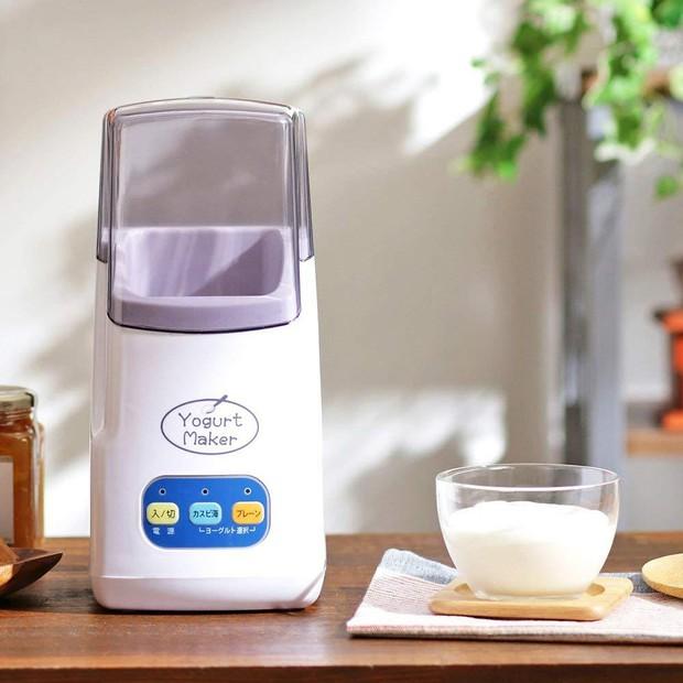 Ở nhà tránh dịch tậu máy làm sữa chua là chuẩn, giá rẻ mà siêu dễ dùng, thành phẩm bao ngon - Ảnh 5.