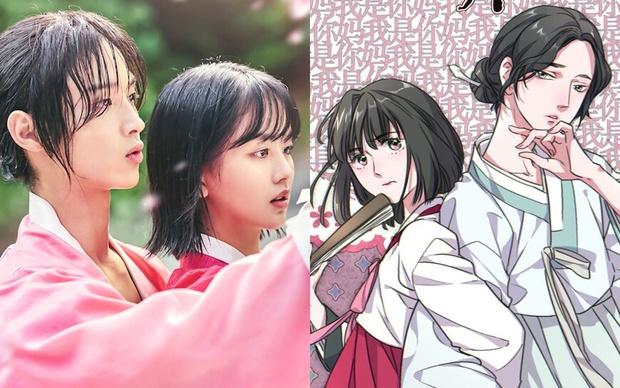 Tạo hình nhân vật loạt phim Hàn hot so với webtoon: Nevertheless ổn đấy nhưng chưa đỉnh bằng Tầng Lớp Itaewon - Ảnh 6.