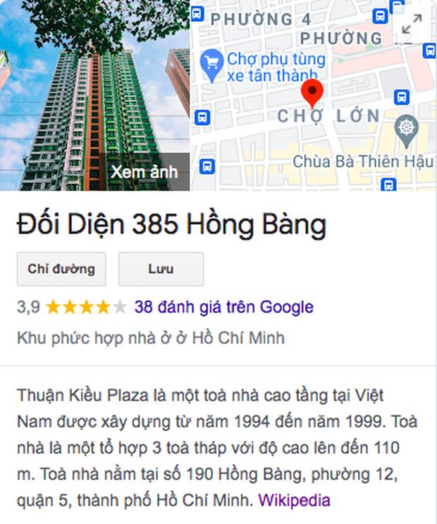 Ai đã đổi tên Thuận Kiều Plaza trên Google ra nông nỗi này??? - Ảnh 1.