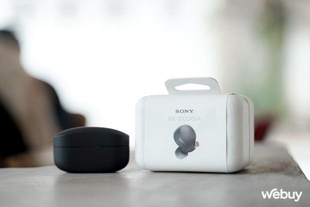 Đánh giá Sony WF-1000XM4: Chống ồn, chất âm và thiết kế cải tiến là vậy nhưng có xứng đáng với giá 6.5 triệu? - Ảnh 14.