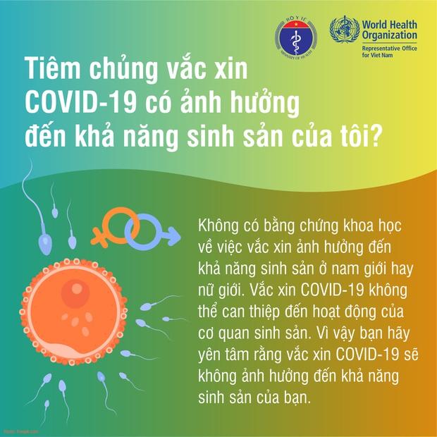 Đang trong kỳ kinh nguyệt, mang thai và cho con bú, có nên tiêm vắc xin phòng Covid-19? - Ảnh 1.