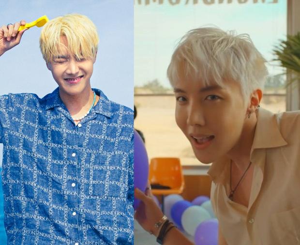 Xem MV mới của BTS xong thấy như bị lừa: Jungkook tóc tím, Jimin tóc đỏ, RM tóc xanh đâu mất tiêu rồi? - Ảnh 11.
