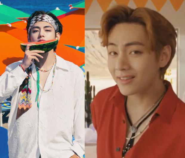 Xem MV mới của BTS xong thấy như bị lừa: Jungkook tóc tím, Jimin tóc đỏ, RM tóc xanh đâu mất tiêu rồi? - Ảnh 12.