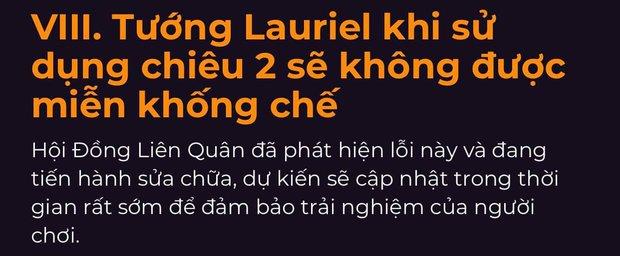 Liên Quân Mobile: Game thủ bức xúc vì Lauriel bị giảm sức mạnh cực nặng, mất đi khả năng đặc biệt nhất - Ảnh 5.