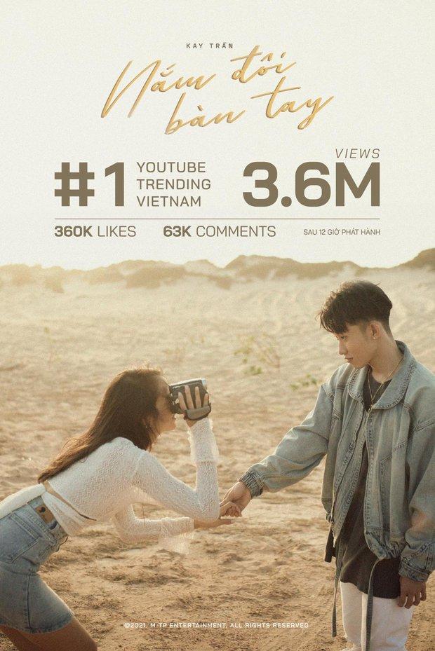 Sau 1 tháng Kay Trần ra mắt Nắm Đôi Bàn Tay: Top 1 trending, 18 triệu view là thật nhưng giá trị để lại là ảo? - Ảnh 9.