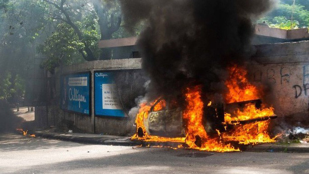 Kịch tính vụ vây bắt nghi phạm ám sát Tổng thống Haiti - Ảnh 3.