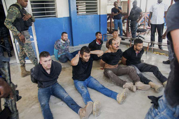 Kịch tính vụ vây bắt nghi phạm ám sát Tổng thống Haiti - Ảnh 4.