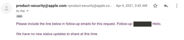 Tìm ra cách chiếm đoạt iCloud, nhưng cách hành xử của Apple khiến hacker này chán nản bỏ cả 18.000 USD tiền thưởng - Ảnh 7.