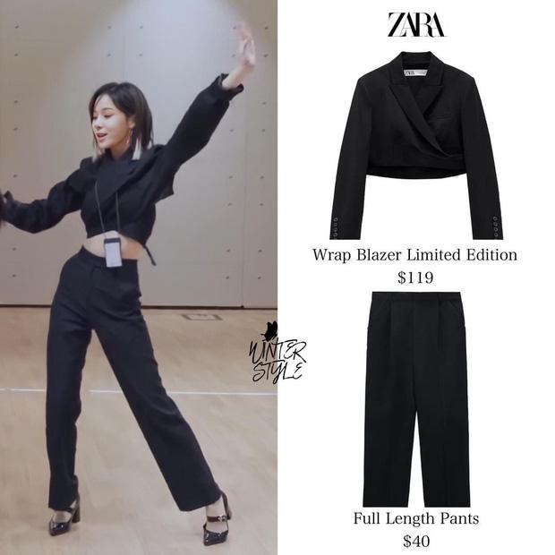 Loạt đồ Zara sao Hàn vừa diện đều đang sale mạnh, từ 229k mà toàn món trendy xinh mê - Ảnh 11.
