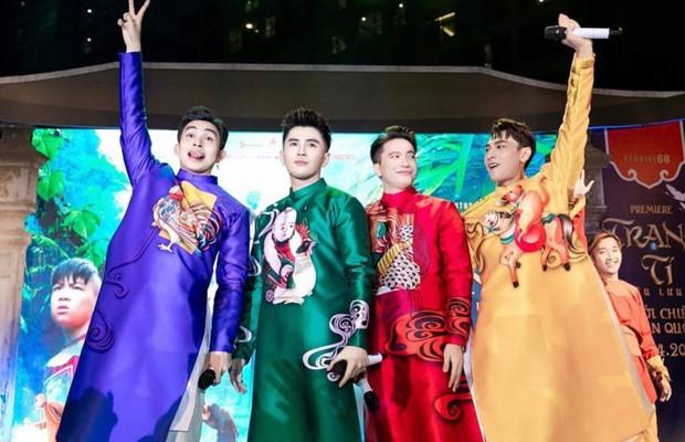 Xem đoạn clip fan Ngô Diệc Phàm hát ủng hộ idol làm netizen cứ nhớ đến màn chia tay đẫm nước mắt huyền thoại của Will với 365daband - Ảnh 13.