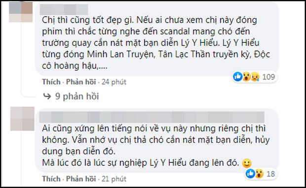 Góc chơi dại: Hoa đán TVB công khai đá đểu Ngô Diệc Phàm, ai dè bị khui lại phốt thả chó cắn nát đầu bạn diễn - Ảnh 5.