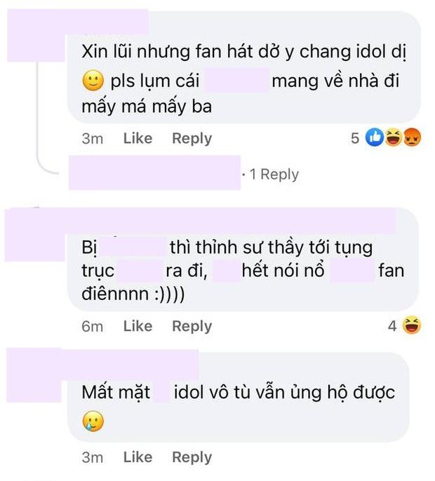 Rộ clip fandom Ngô Diệc Phàm hát ủng hộ thần tượng trước đồn cảnh sát, netizen cà khịa: Fan hát dở như idol - Ảnh 6.