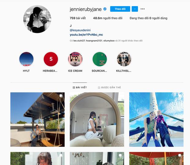 Jennie (BLACKPINK) tiết lộ nhược điểm của mình khi dùng Instagram, tự hứa hẹn một điều với người hâm mộ - Ảnh 3.