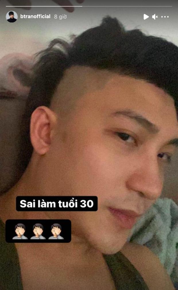 Một đường cắt tóc sai lầm của B Trần tuổi 30 làm bác sĩ Phong của Cây Tháo Nở Hoa bỗng hoá dân chơi xóm - Ảnh 1.